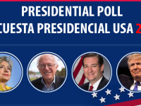 PRESIDENTIAL POLL/ ENCUESTA PRESIDENCIAL USA