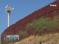 Trafico de droga en la frontera