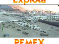 Explosión en PEMEX Tamaulipas / Explosion in PEMEX Tamaulipas